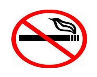 É proibido fumar em condomínios