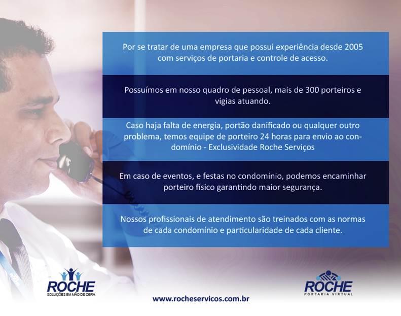 Por que a Roche e a melhor escolha