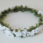 tiara de flores 1