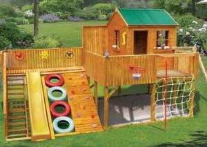 Como manter Playgrounds em condomínios
