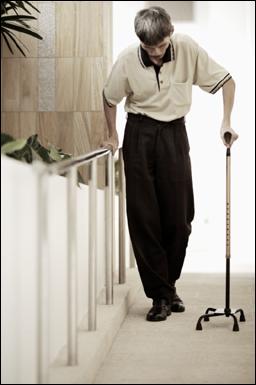 Acessibilidade para idosos em condomínios