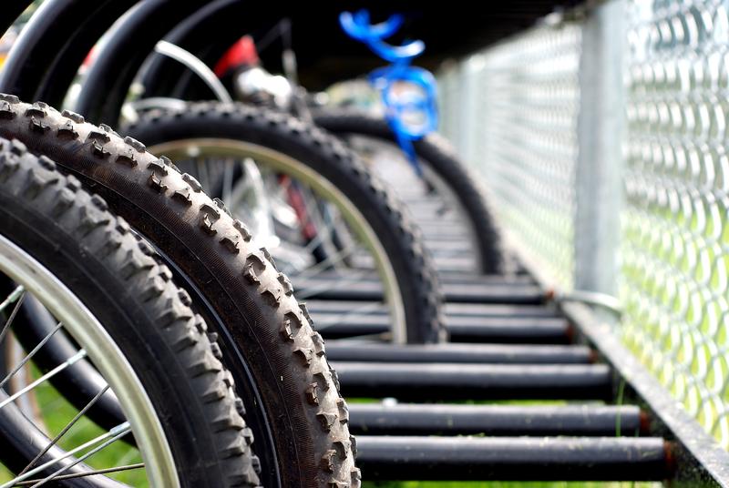 Como fazer bicicletário para condomínio