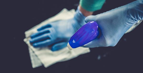 A desinfecção de ambientes é efetiva contra o novo Coronavírus?