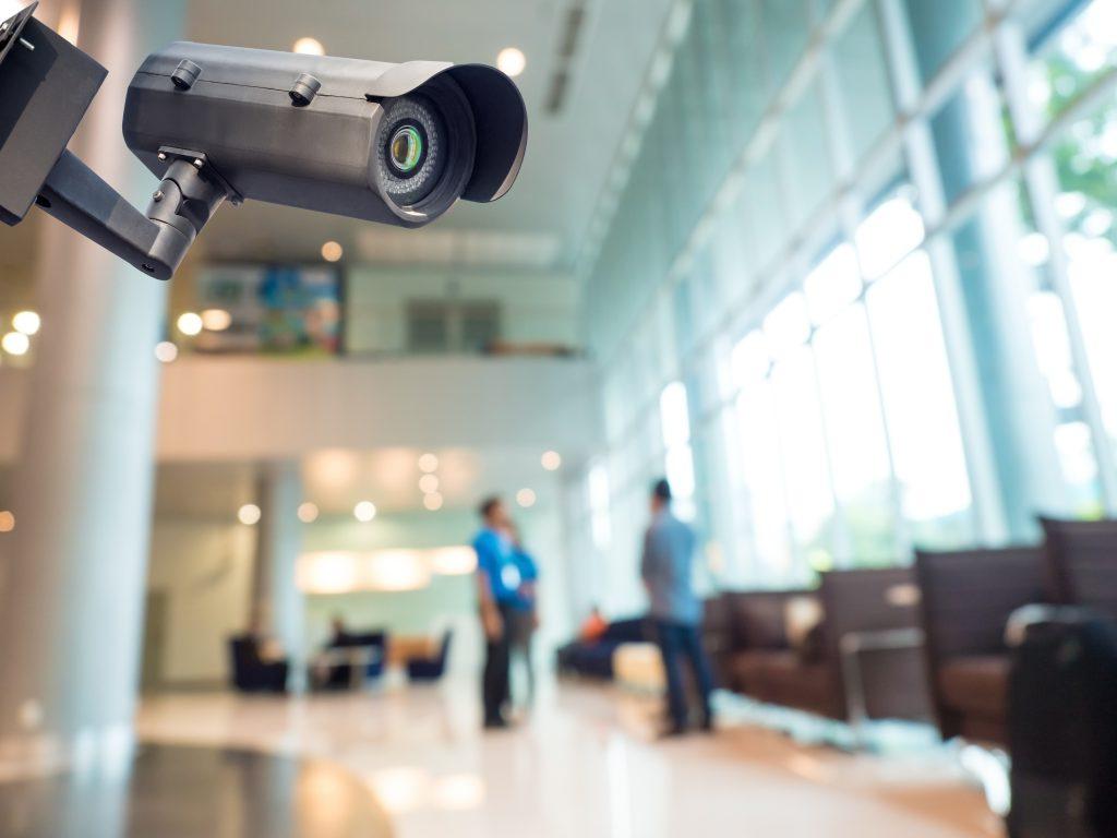 Monitoramento de acesso por vídeo