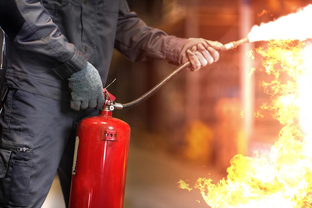 5 Tipos de Extintores: Descubra Quais São e Para Que Servem